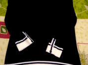 Стильная кофточка свитерок фирма Твоё р.42