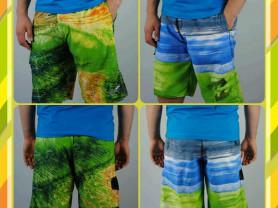 Новые мужские шорты р.44-52, в двух расцветках
