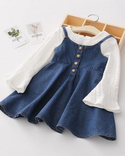 Платье 2 в 1 BabyKids Element 4128
