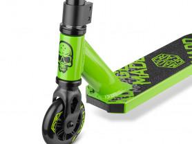 Трюковый самокат Madd Gear Whip Tacker (зеленый)