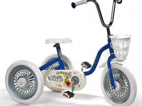 Новый трехколесный велосипед времен СССР!