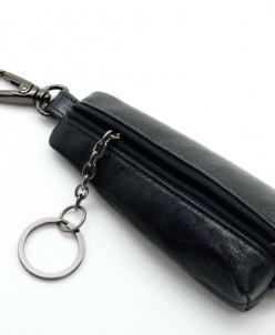 Мужская кожаная ключница Dierhoff Д 8051-085