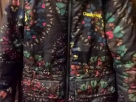 куртка Desigual+шапка