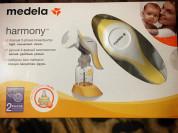 Молокоотсос Medela ручной Harmony новый, в коробке