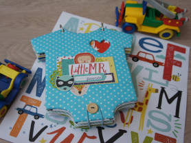 Детские альбомы ручной работы (на заказ)