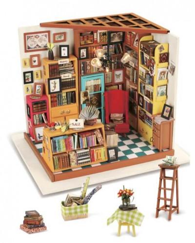 Книжный магазинчик