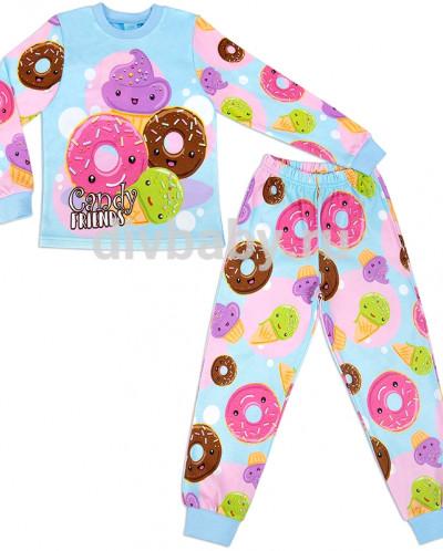 Пижама для девочки Сладкоежка
