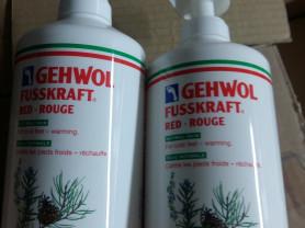 Gehwol крем для ног 500 мл геволь согревающий