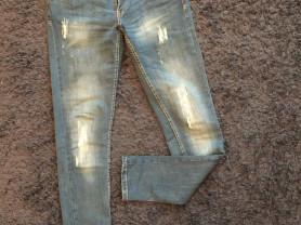 джинсы скинни L