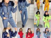 Зимние женские костюмы для проулок. Размеры: 42-60