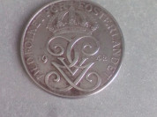 5 Эре 1942 год Швеция