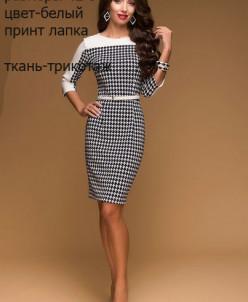 Платье 370