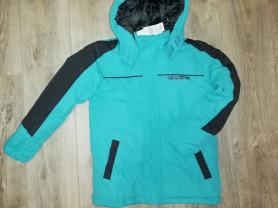 Куртка новая р. 140-146