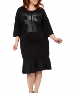Черное платье 407615