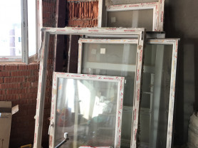 оконные и дверные рамы.