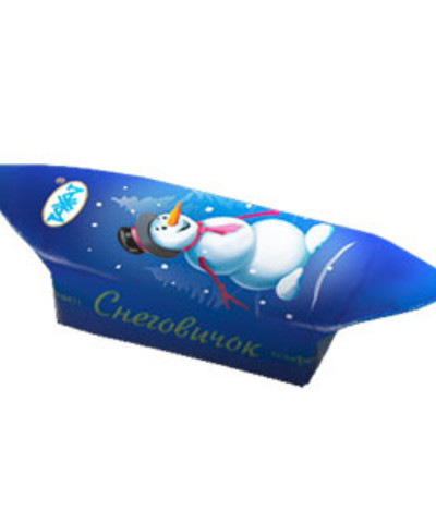 Рахат Конфеты Снеговичок 1 кг