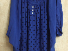 Новая стильная блузка Италия 54-56