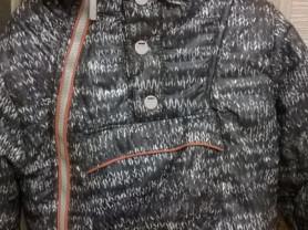 куртка и ветровка д/м/ВЕСНА/БУ, размер 92