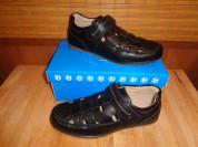 Туфли школьные открытые Tom&Miki