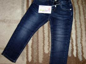 Новые джинсы на флисе sweetberry 4 (104-110)