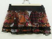 Многослойная мини юбка STRADIVARIUS