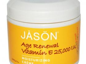 Крем с витамином Е 25000 МЕ обновляющий Jason