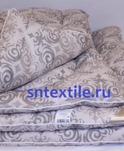Одеяло стандарт шерсть зимнее  200х220