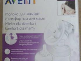 ручной молокоотсос Avent
