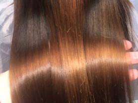 ботокс реконструкция и разглаживание волос