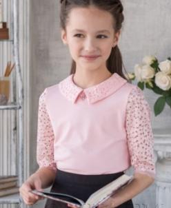 Т*вилла блузка трикотажная