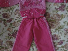 спортивный костюм на девочку 104