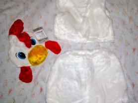 Петушок костюм новогодний для мальчика новый