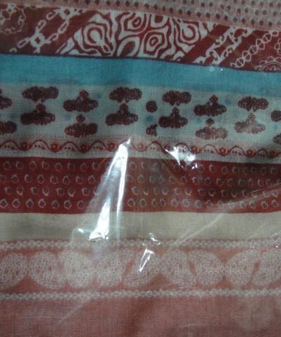 Орнамент платок коттон