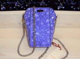 Новая сумочка Gaude Milano из натуральной кожи