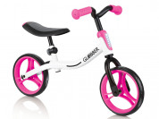 Беговел Globber Go Bike бело-розовый