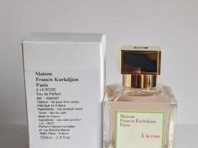 Francis Kurkdjian A La Rose edp 70 ml Tester