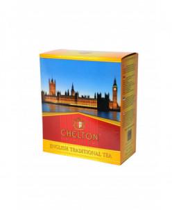 Чай Chelton Английский Традиционный  250 гр картон