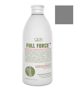 Ollin full force очищающий шампунь для волос и кожи головы
