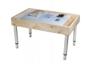 Световой стол для рисования песком 54 на 86 см