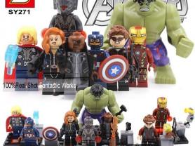 Наборы минифигурок Лего