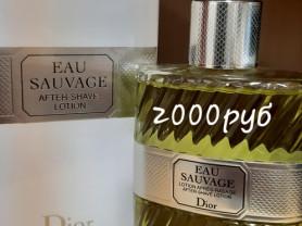Dior savage одеколон 100 мл