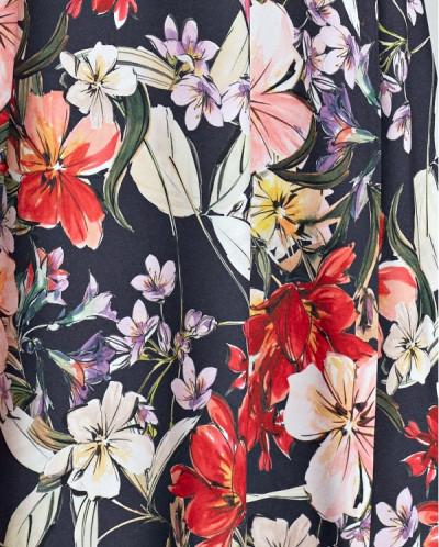 Жакет NIFE Z29 цветы
