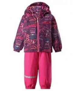 Lassie Костюм демисезонный для девочки (куртка +брюки)