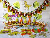 День рождения в стиле Динозавры