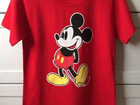 Новая футболка Mickey Mouse