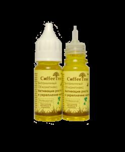 CoffeeTree - Витаминный Oil-комплекс активатор роста ногтей