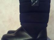 Теплые зимние сапоги, бренд DAZE.