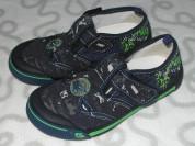 Новые текстильные туфли Super Gear, 30 размер