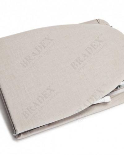 Доска гладильная с подставкой под утюг (Folding Ironing Boar