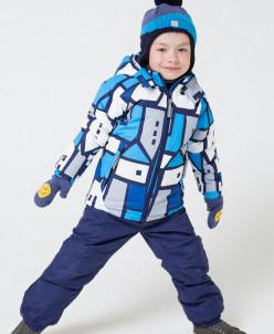 Комплект зимний мальчик Крокид Crockid зима 19-20